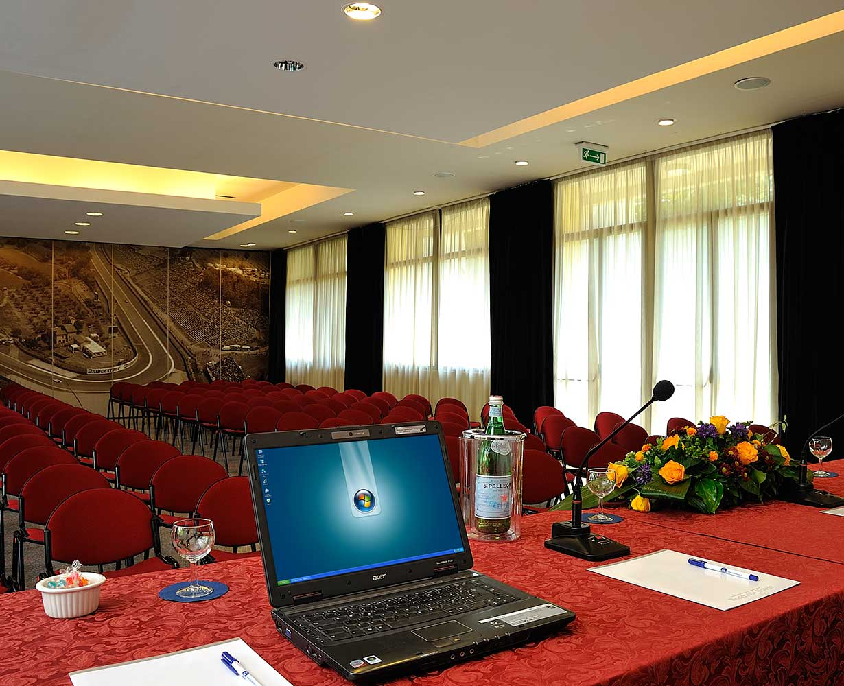 Sala Tosa in Business Hotel, Imola